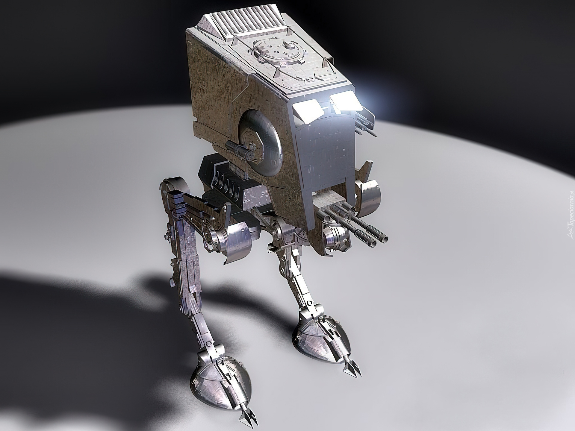 Star wars blacha robot - Robot blanc star wars ...
