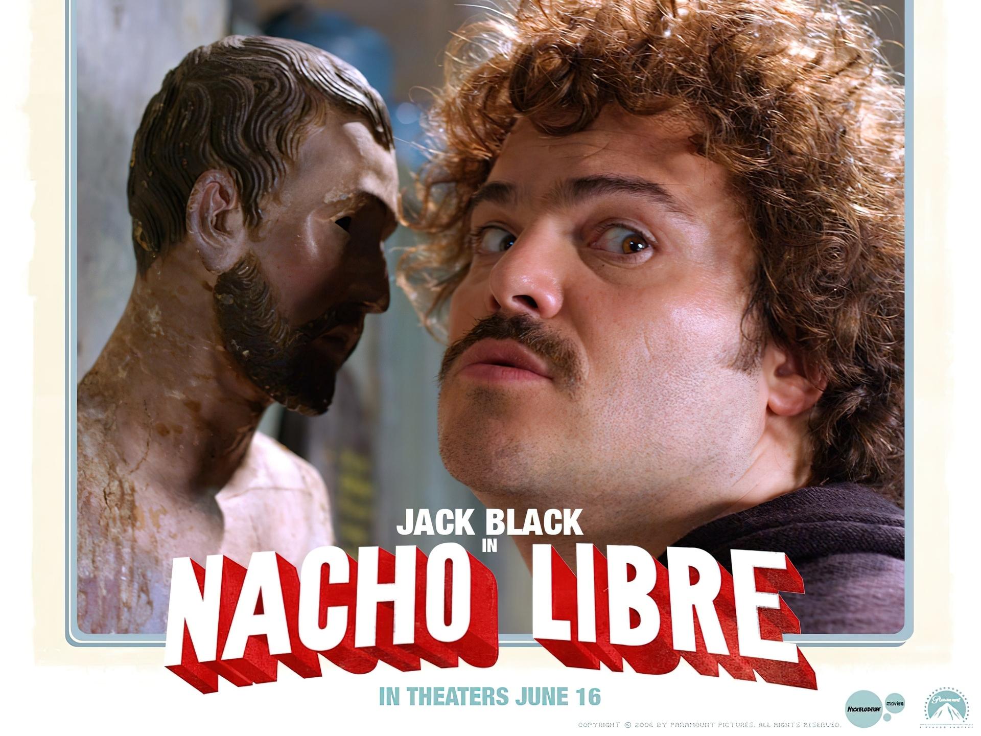 jack black nacho libre - photo #18
