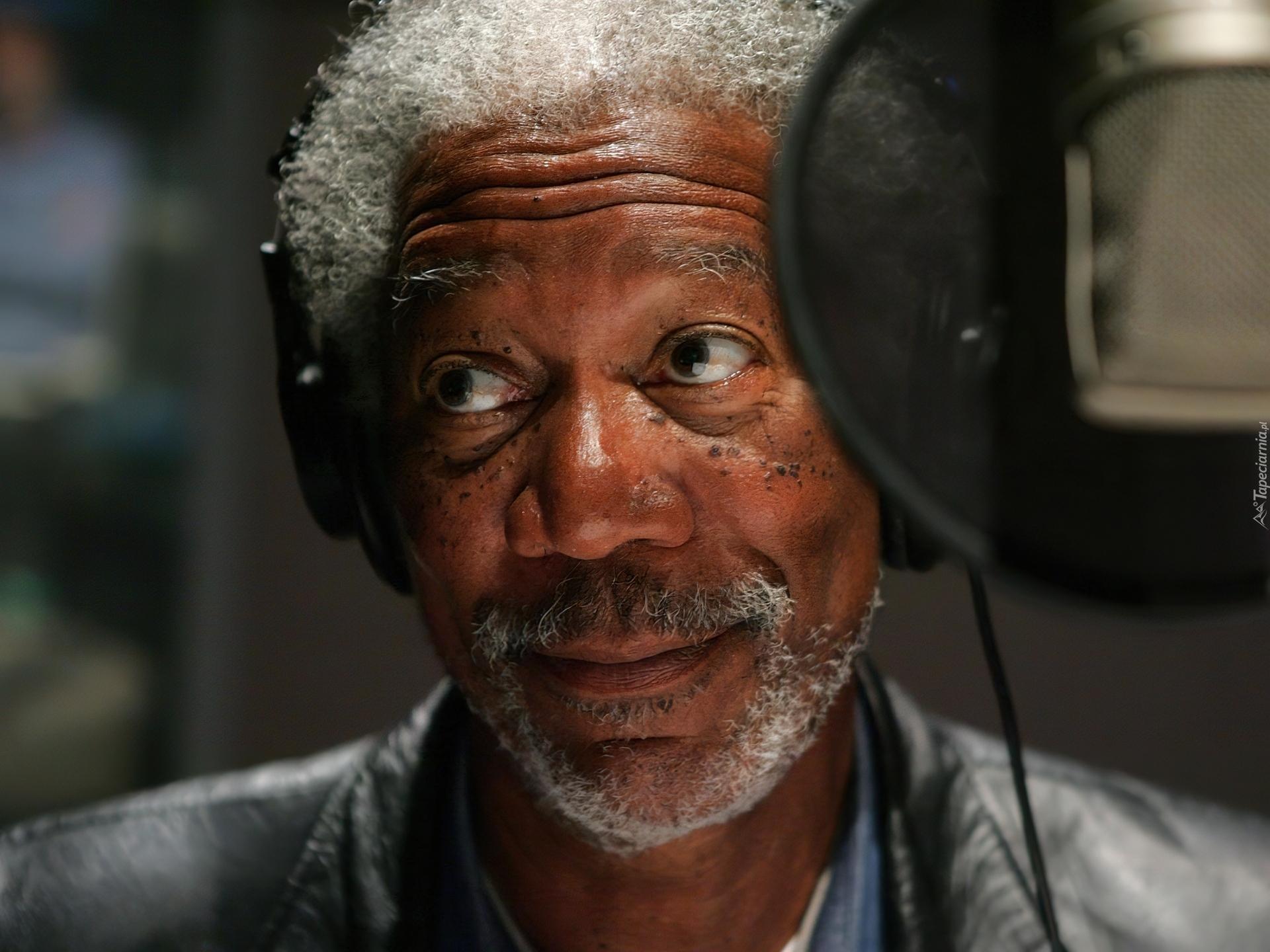 Czarnoskóry, Aktor, Morgan Freeman
