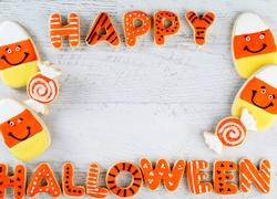 Halloween, Slodycze
