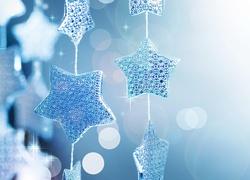 Niebieskie, Gwiazdy, Boże Narodzenie