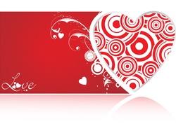 Serce, Walentynki, Grafika, 2D