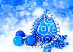 Bombki, Świąteczne