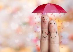 Parasol, Para, Serca, Walentynki