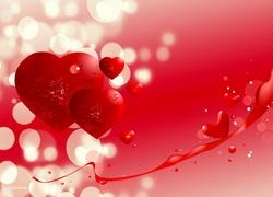 Walentynki, Serca